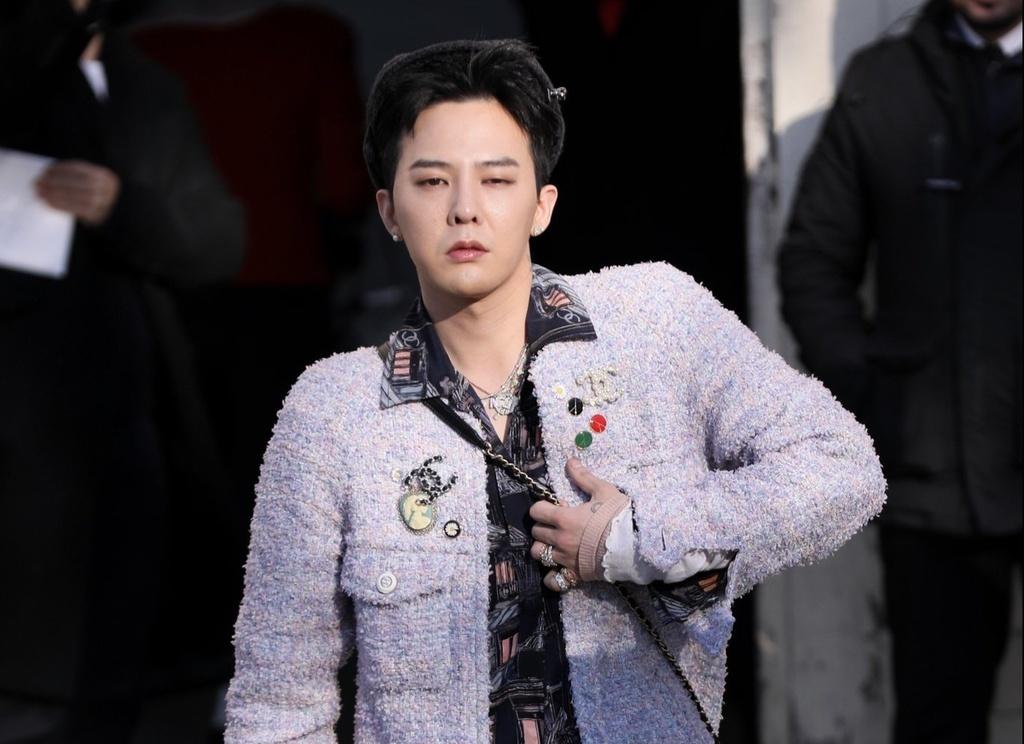 G-Dragon dai dien Chanel anh 1