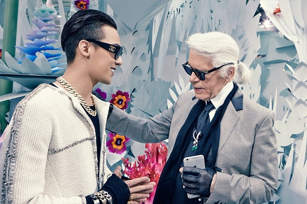 G-Dragon dai dien Chanel anh 4