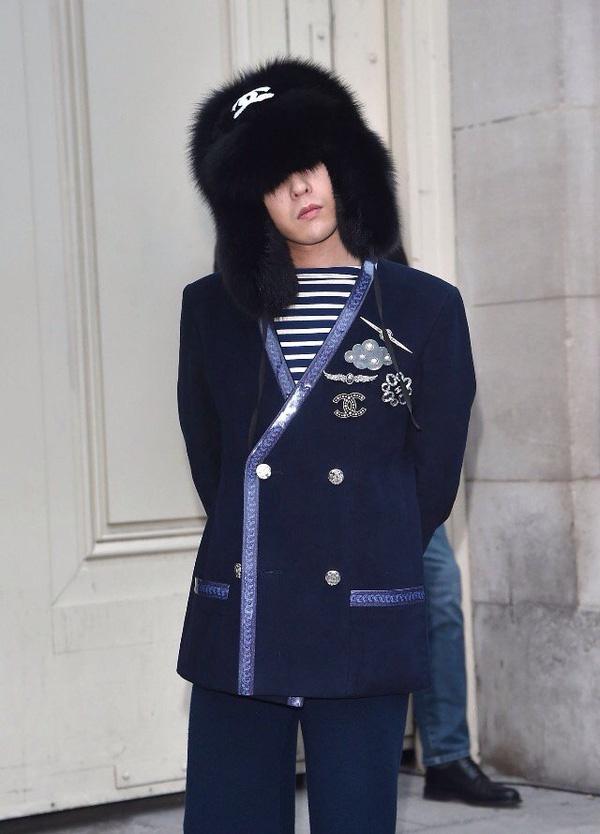 G-Dragon dai dien Chanel anh 6