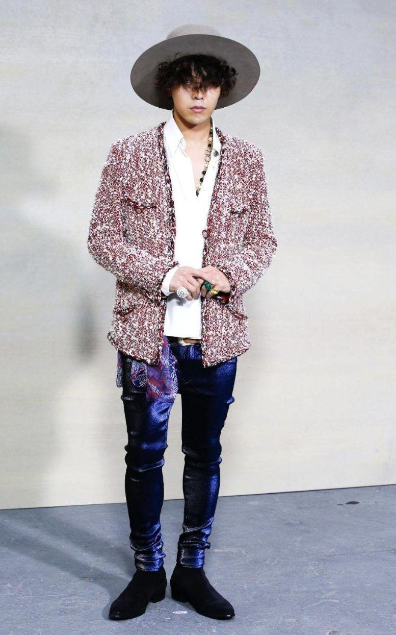 G-Dragon dai dien Chanel anh 7