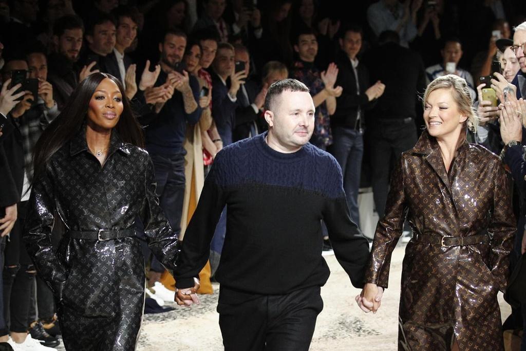 Kim Jones thay the Karl Lagerfeld anh 1