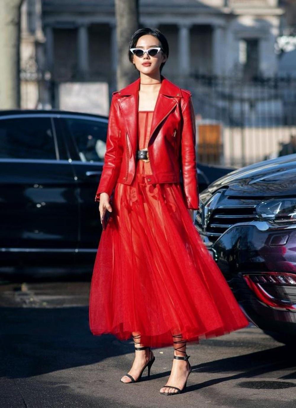 Tran Hung tham du Fashion Week anh 8
