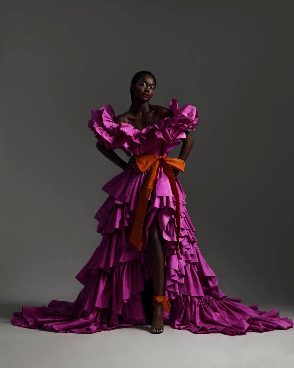 Tran Hung tham du Fashion Week anh 5