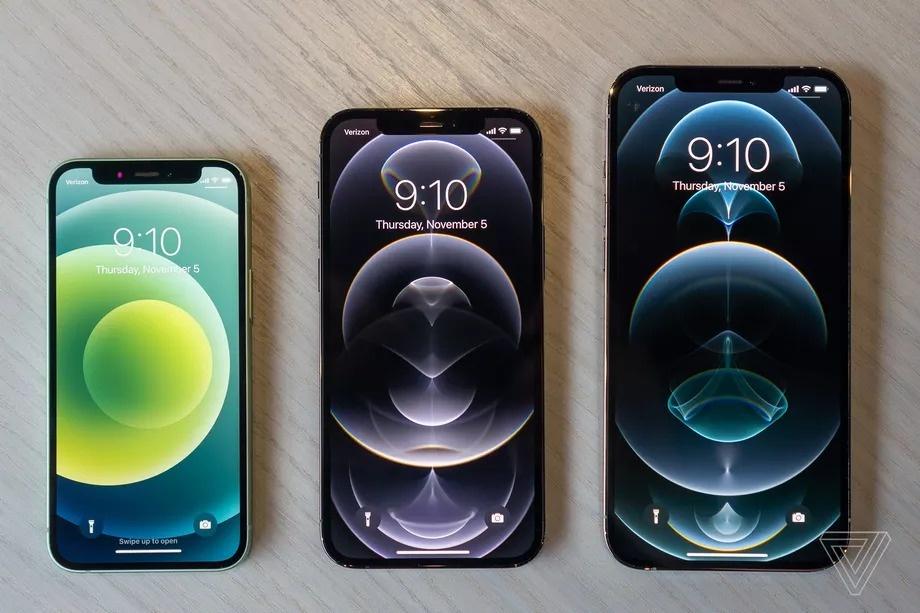 Danh gia nhanh iPhone 12 mini va iPhone 12 Pro Max anh 4