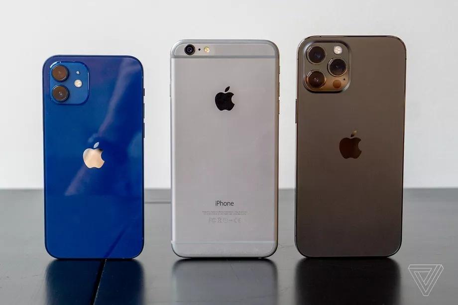 Danh gia nhanh iPhone 12 mini va iPhone 12 Pro Max anh 8