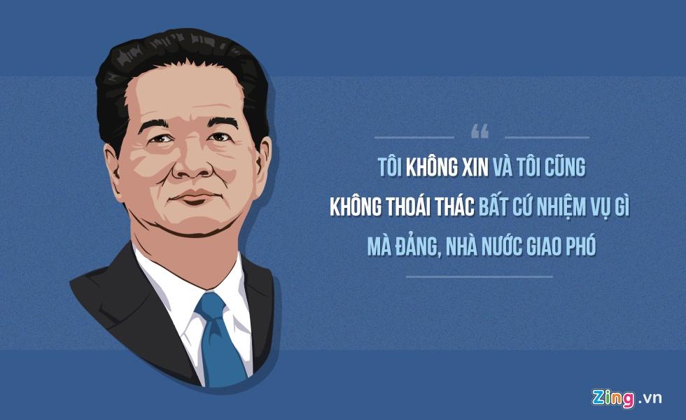 10 phat ngon an tuong cua Thu tuong Nguyen Tan Dung hinh anh 5