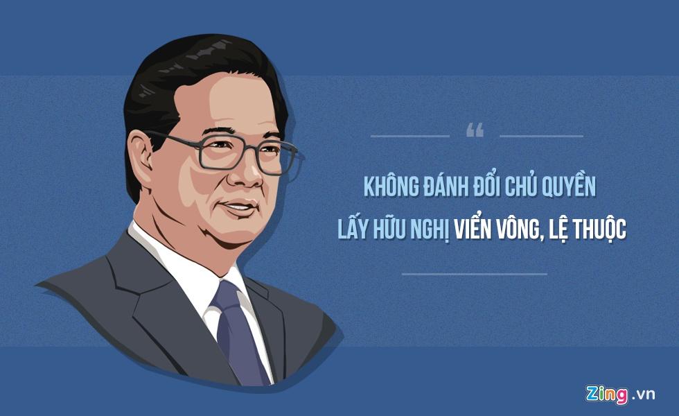 10 phat ngon an tuong cua Thu tuong Nguyen Tan Dung hinh anh 8