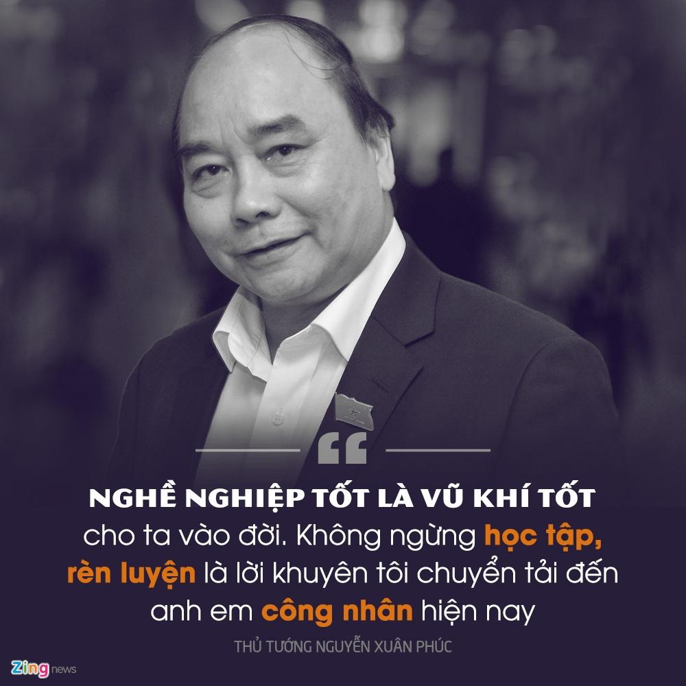 Phat ngon an tuong cua Thu tuong Nguyen Xuan Phuc hinh anh 7