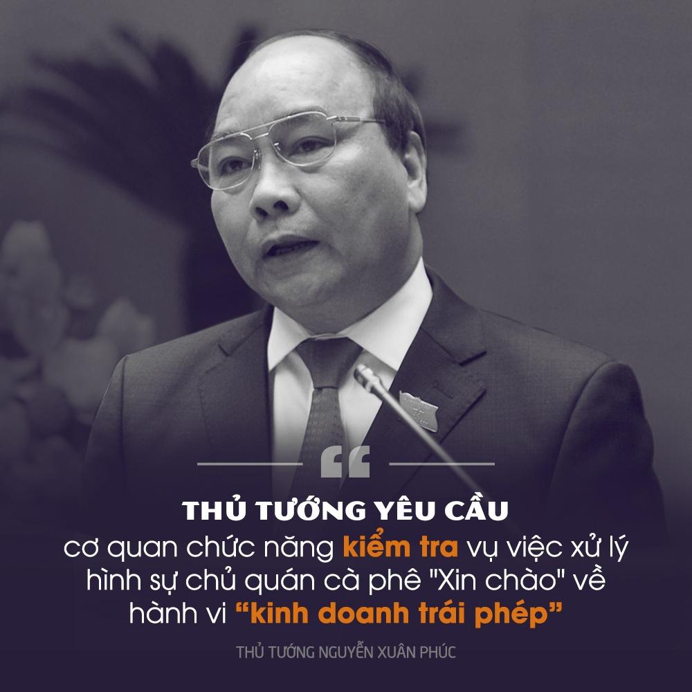 Phat ngon an tuong cua Thu tuong Nguyen Xuan Phuc hinh anh 2