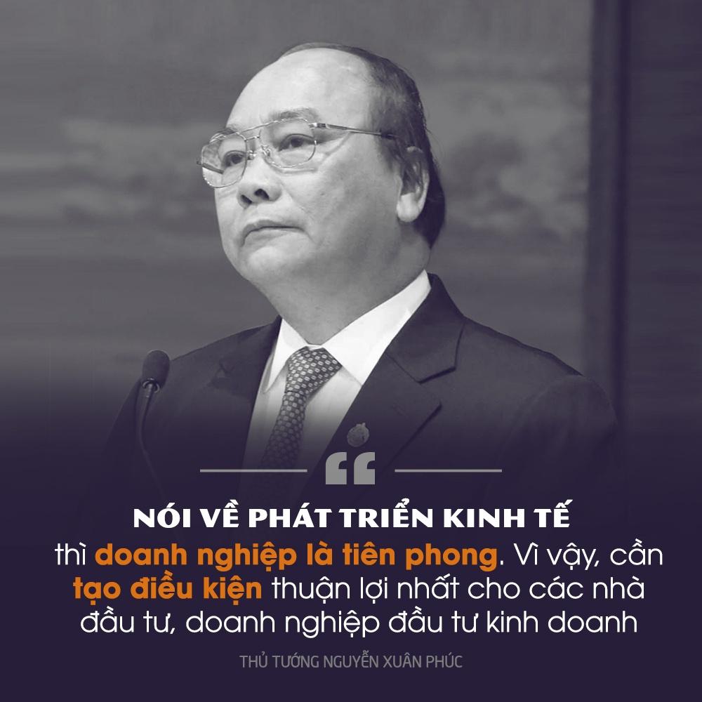 Phat ngon an tuong cua Thu tuong Nguyen Xuan Phuc hinh anh 1