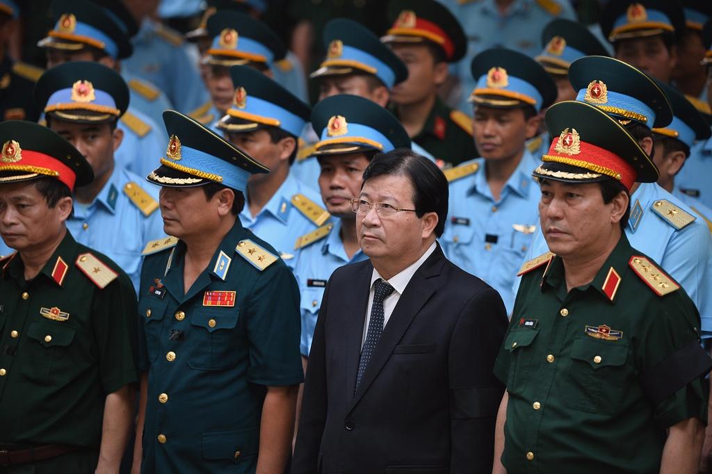 Hinh anh xuc dong trong dam tang phi cong Tran Quang Khai hinh anh 9