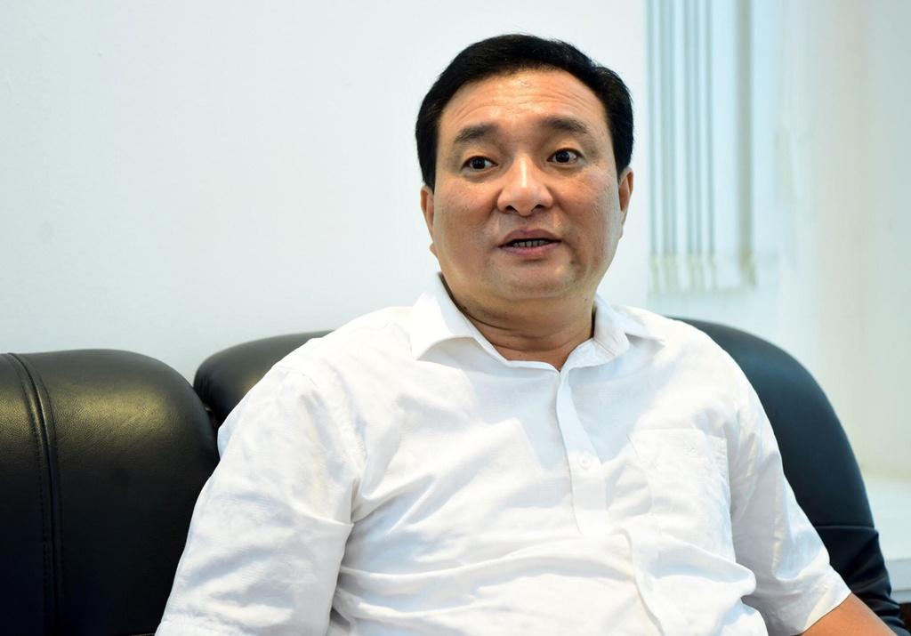 Thi tuyen vu truong o Ban To chuc Trung uong dien ra the nao? hinh anh 1