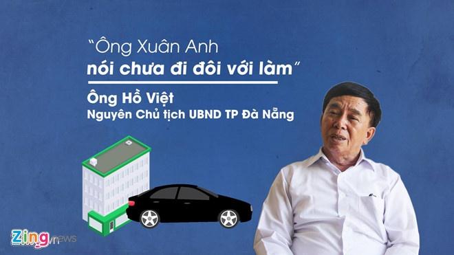 Ong Xuan Anh bi cach chuc Bi thu Da Nang, thoi Uy vien Trung uong hinh anh 3