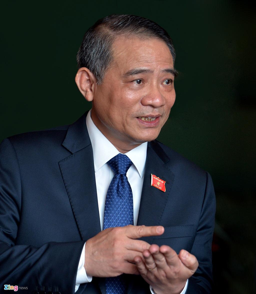 Bo truong Giao thong Truong Quang Nghia lam Bi thu Da Nang hinh anh 3