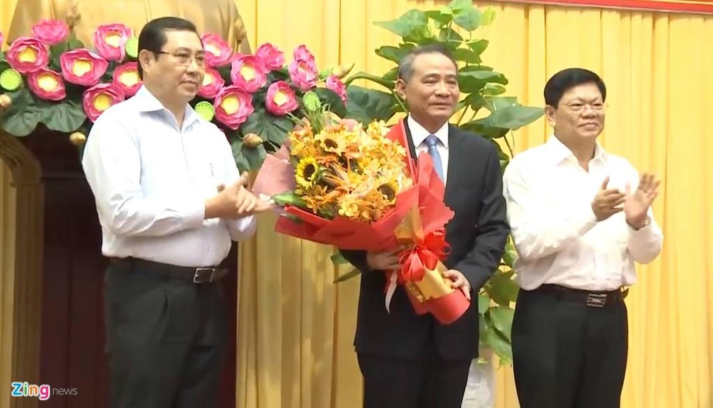 Bo truong Giao thong Truong Quang Nghia lam Bi thu Da Nang hinh anh 2