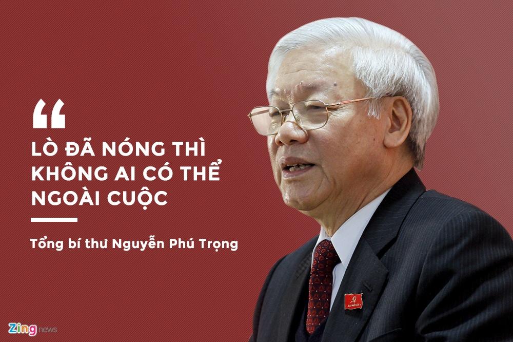 Tong bi thu: 'Lo da nong thi khong ai co the ngoai cuoc' hinh anh 3