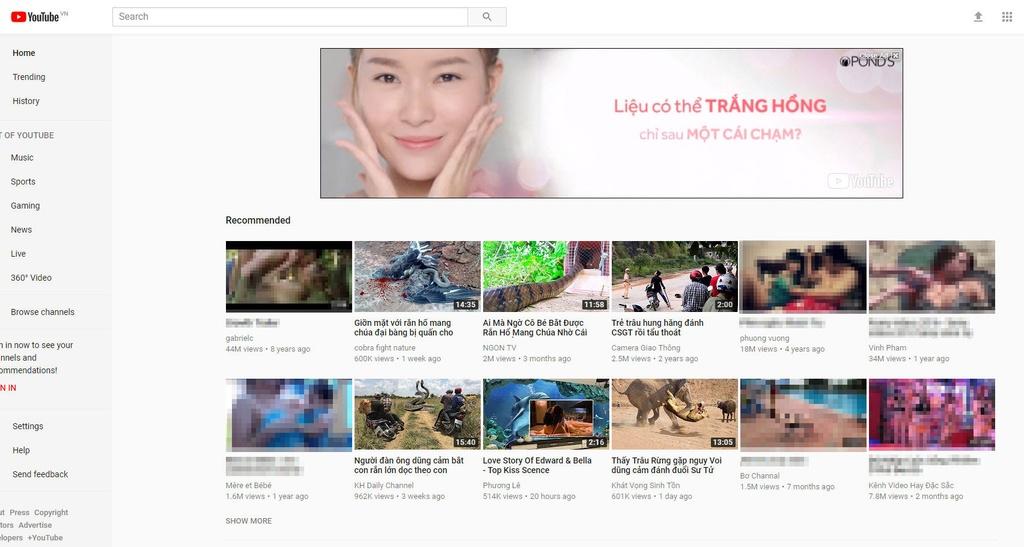 'Can xu ly doanh nghiep, ca nhan lien quan clip den tren YouTube' hinh anh 4