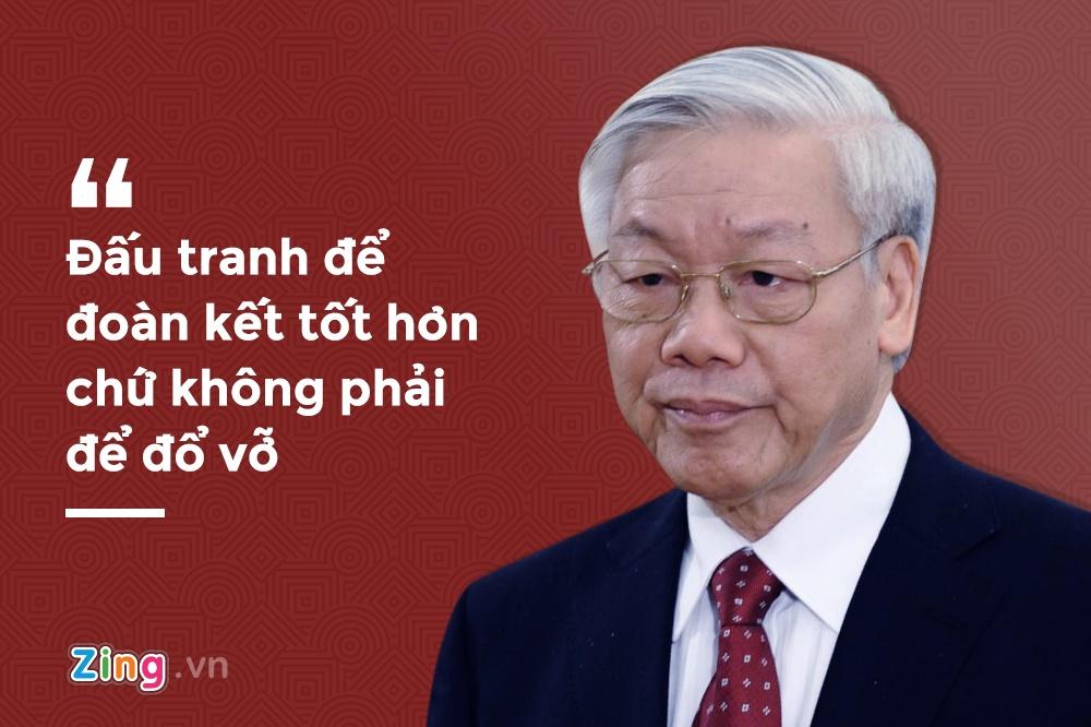 phat ngon cua Tong bi thu Nguyen Phu Trong anh 10