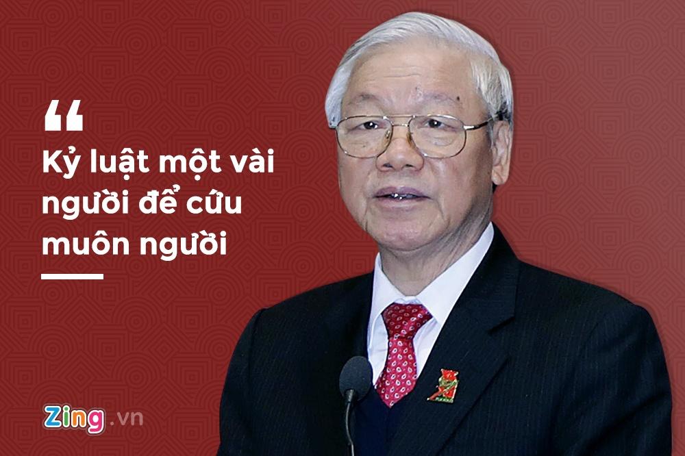 phat ngon cua Tong bi thu Nguyen Phu Trong anh 1