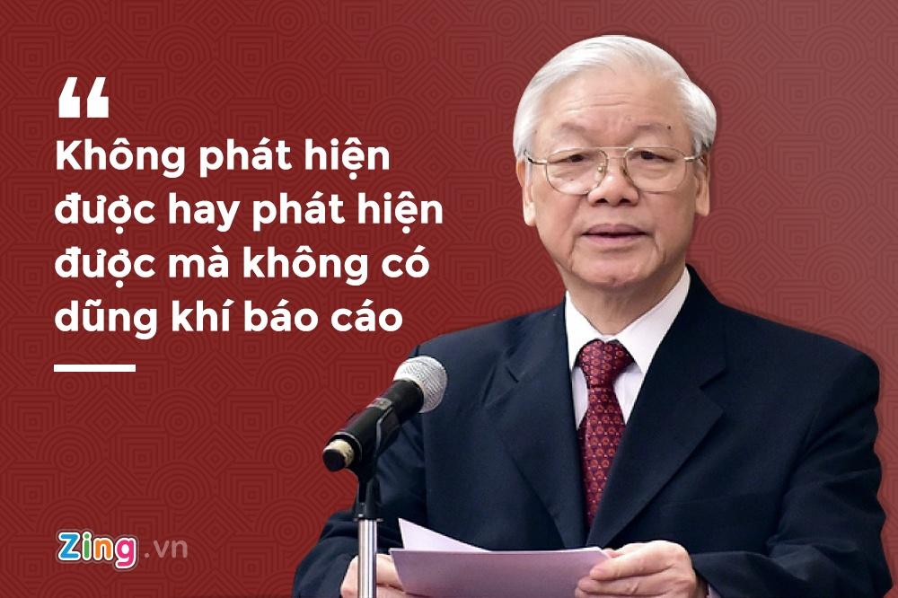 phat ngon cua Tong bi thu Nguyen Phu Trong anh 2