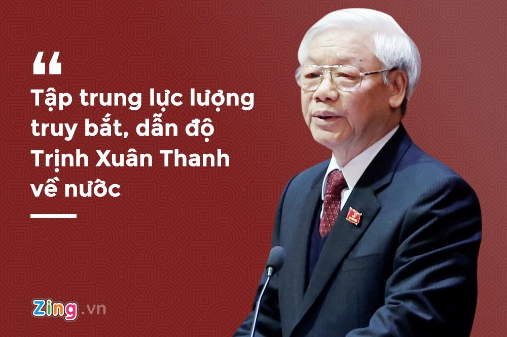 phat ngon cua Tong bi thu Nguyen Phu Trong anh 3