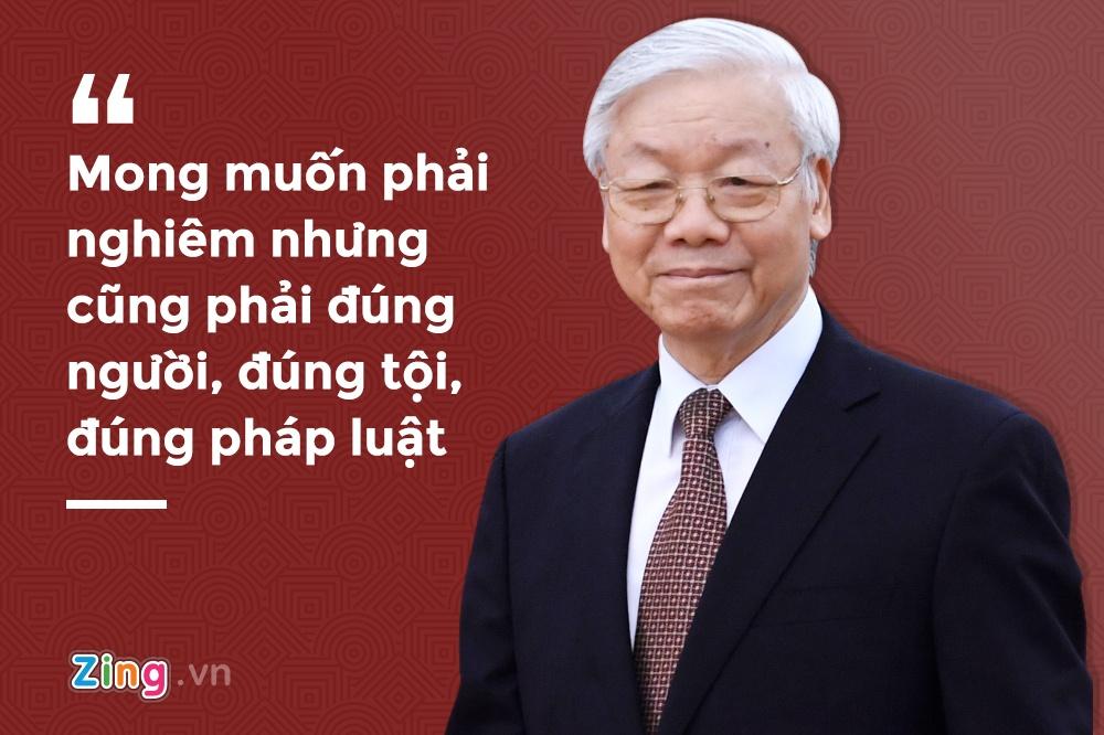 phat ngon cua Tong bi thu Nguyen Phu Trong anh 5