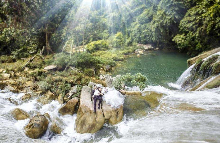 Thac Ban Ba - co son nu giua nui rung Tuyen Quang hinh anh 7