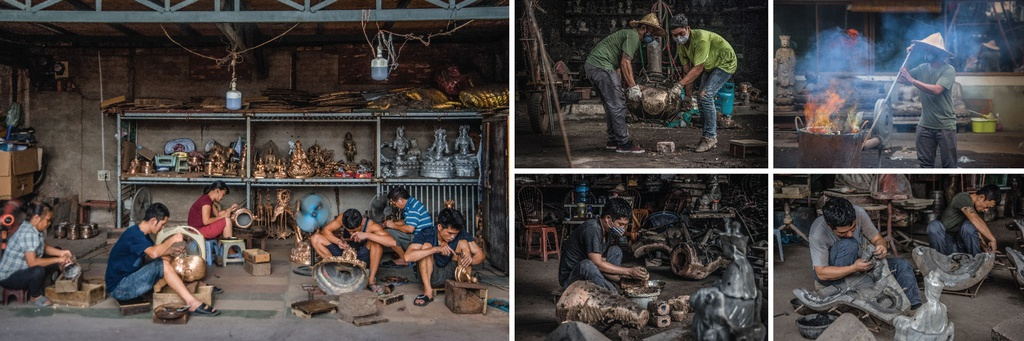 Nhung khoanh khac tuyet dep di san Viet Nam 2018 hinh anh 7