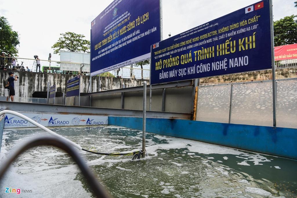 Nguoi Ha Noi ngo ngang khi chuyen gia Nhat Ban tam tren song To Lich hinh anh 3