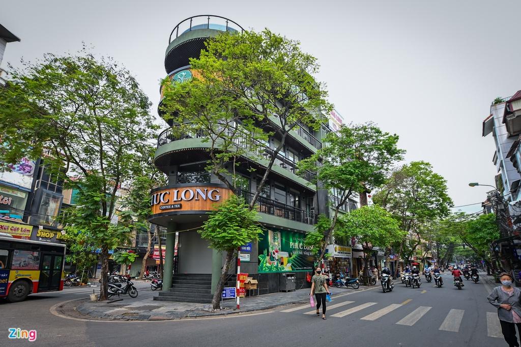 Pho phuong Ha Noi sau lenh dong cua quan xa, nha hang hinh anh 3 phovang3_zing.jpg