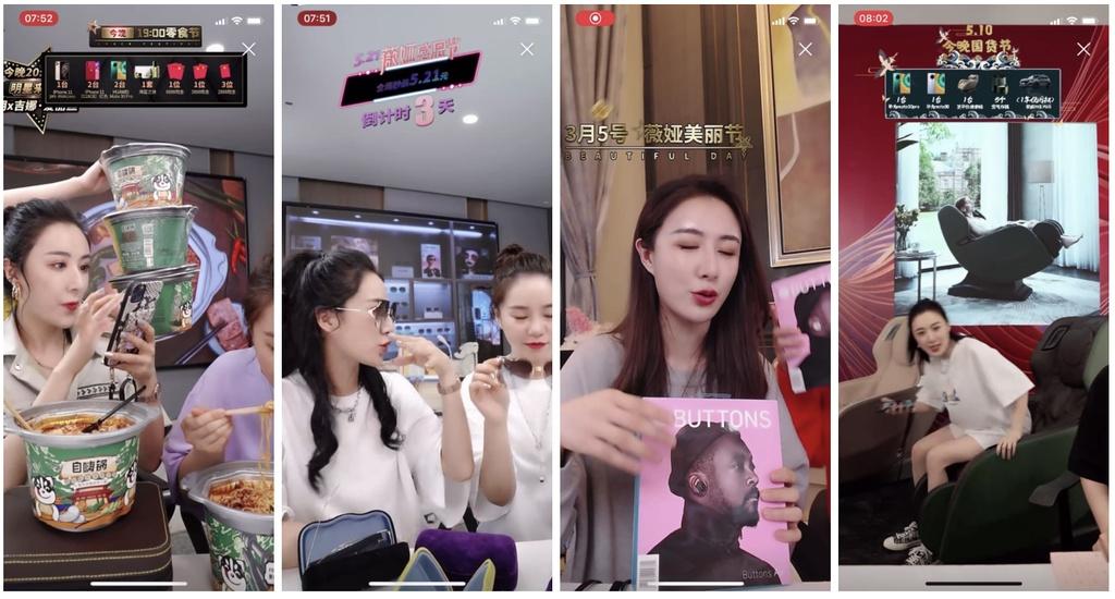 livestream o Trung Quoc,  nu hoang livestream Trung Quoc,  nu hoang livestream Viya anh 2