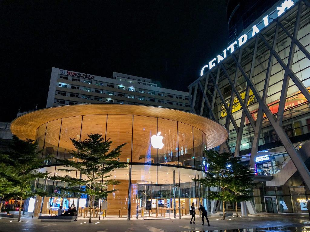 cua hang Apple Store tai Thai Lan,  cua hang Apple Store thu 2 tai Thai Lan,  cua hang Apple Store tai Thai Lan o dau anh 9