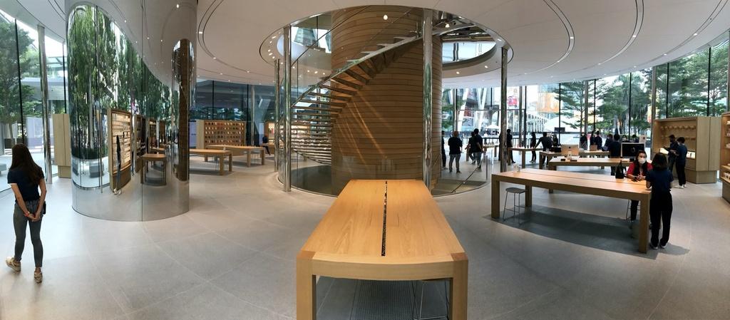 cua hang Apple Store tai Thai Lan,  cua hang Apple Store thu 2 tai Thai Lan,  cua hang Apple Store tai Thai Lan o dau anh 4