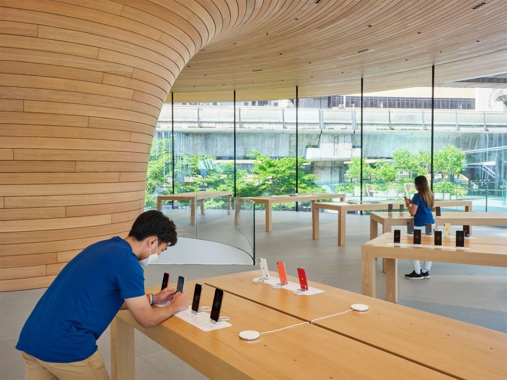 cua hang Apple Store tai Thai Lan,  cua hang Apple Store thu 2 tai Thai Lan,  cua hang Apple Store tai Thai Lan o dau anh 6