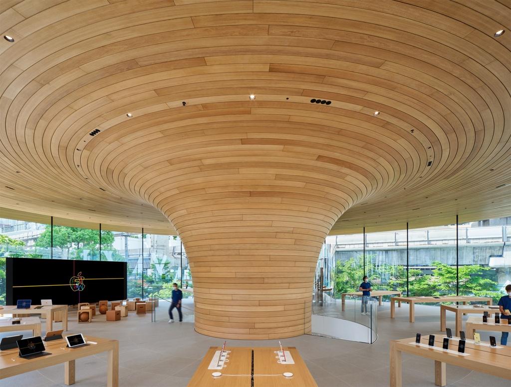 cua hang Apple Store tai Thai Lan,  cua hang Apple Store thu 2 tai Thai Lan,  cua hang Apple Store tai Thai Lan o dau anh 5