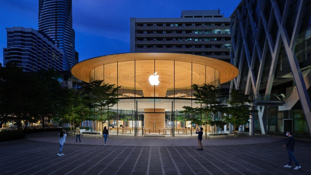 cua hang Apple Store tai Thai Lan,  cua hang Apple Store thu 2 tai Thai Lan,  cua hang Apple Store tai Thai Lan o dau anh 2