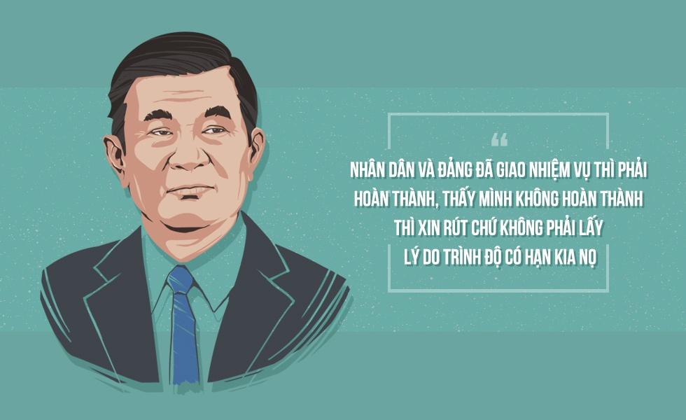 10 phat ngon an tuong cua ong Truong Tan Sang hinh anh 4