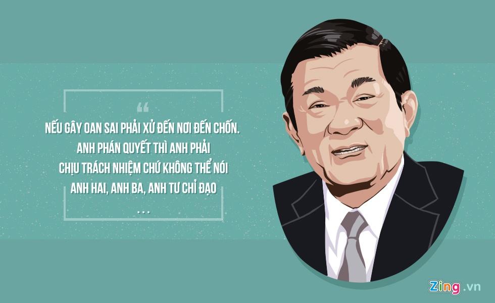 10 phat ngon an tuong cua ong Truong Tan Sang hinh anh 3