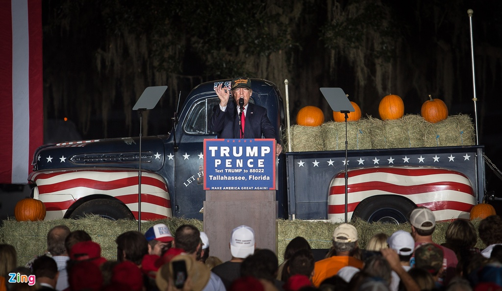 Ai ung ho Donald Trump? hinh anh 10