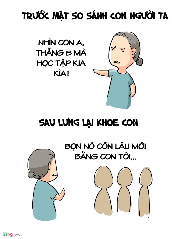 Hi hoa: Voi ban, me la nguoi nhu the nao? hinh anh 7