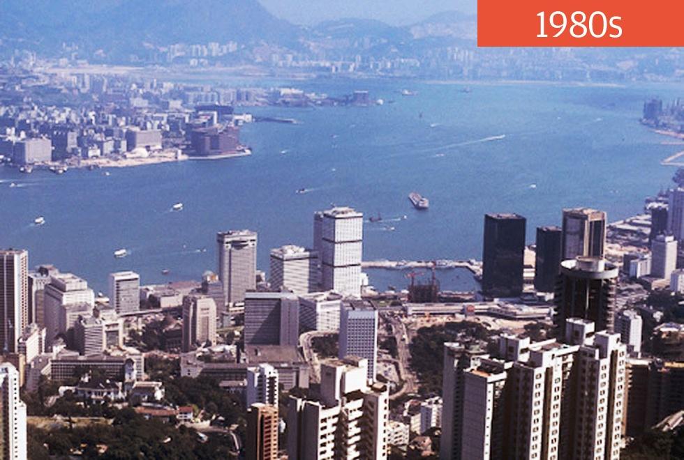 Hong Kong: Tu vung dat hoang so den 'con rong chau A' hinh anh 1
