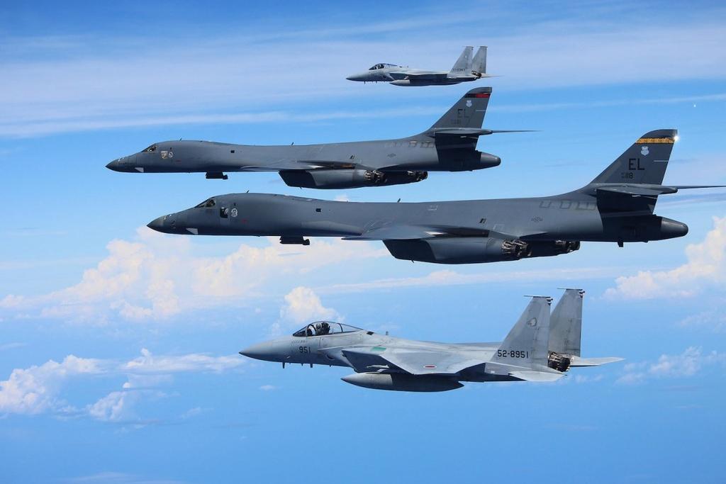 'Quai vat nem bom' B-1B Lancer cua quan doi My hinh anh 7