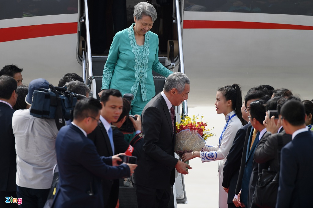 Chuyen co cho Tong thong Putin den Da Nang du APEC hinh anh 26