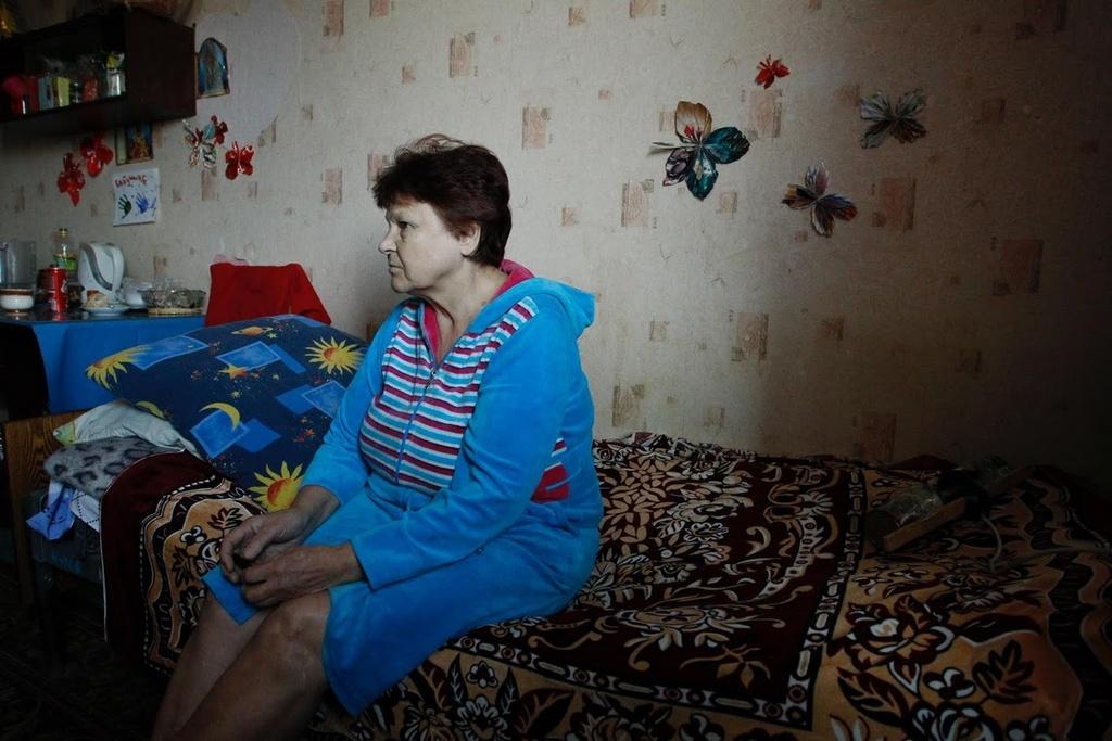 'Thanh pho ma' o vung ly khai than Nga cua Ukraine hinh anh 3