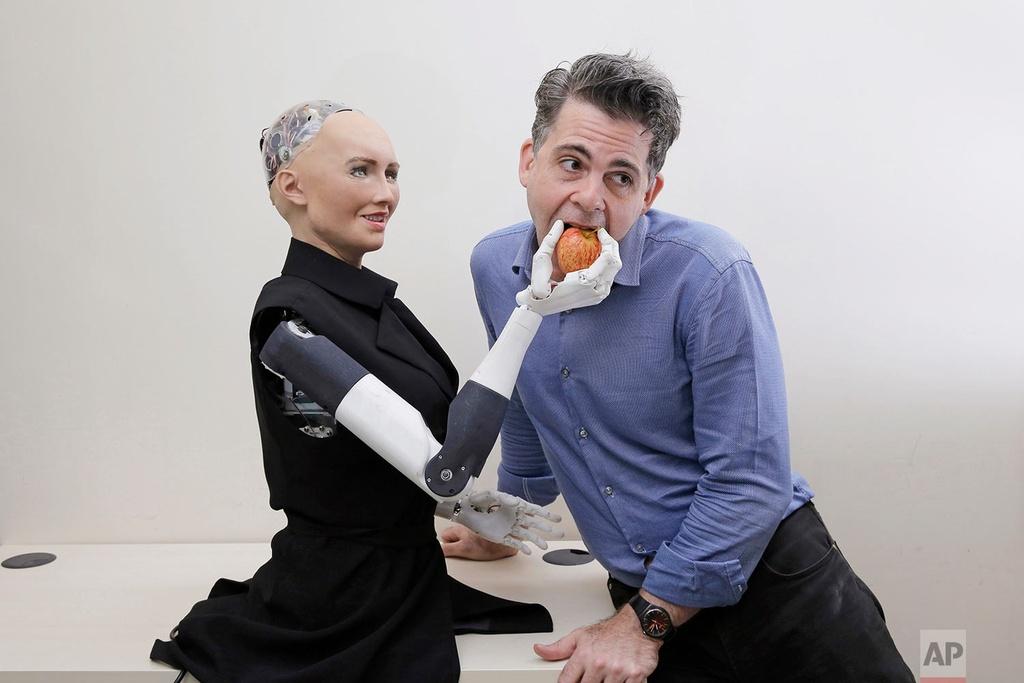 Noi che tao nhung robot mang tham vong vuot qua con nguoi hinh anh 1