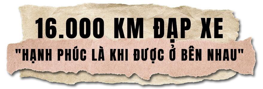 Co gai Viet cung chong dap xe 16.000 km tu Phap ve Viet Nam hinh anh 2