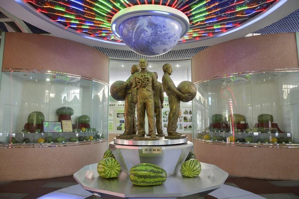 Bảo tàng dưa hấu và những điểm du lịch độc đáo ở Trung Quốc - Ảnh 1