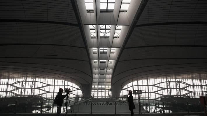 Cận cảnh sân bay trị giá 12 tỷ USD sắp mở cửa ở Trung Quốc - Ảnh 5