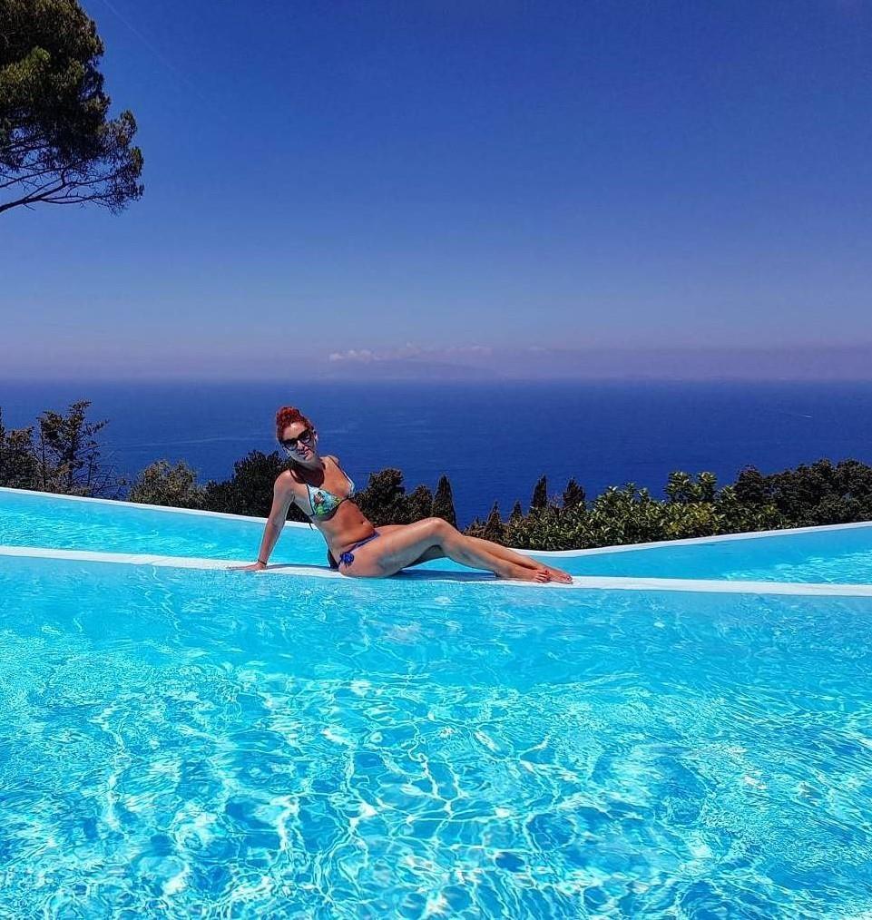 Lạc vào thế giới vô cực với những bể bơi sang chảnh nhất hành tinh - Ảnh 14