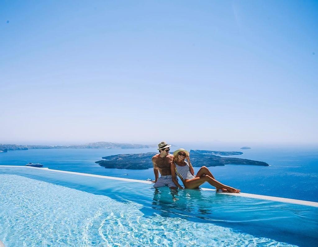 Lạc vào thế giới vô cực với những bể bơi sang chảnh nhất hành tinh - Ảnh 10